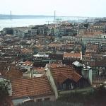 Lisboa - Lissabon - Über den Dächern