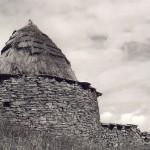 Rundhäuser aus dem Mittelalter