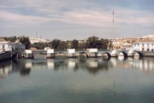 Römische Brücke in Tavira