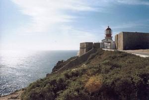 Cabo de São Vicente - der vierte Urlaub, der vierte Besuch am Kap und schon das erste Bild