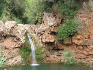 Wasserfall - Moinhos da Rocha