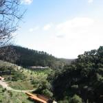 Landschaft bei Casais im Monchique