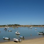 Fischerhafen in Alvor