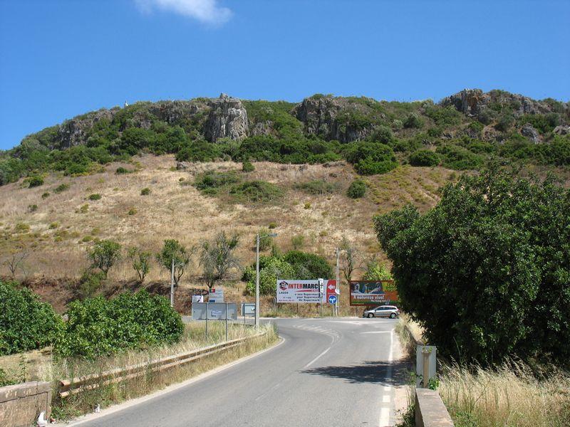 Bensafim - Aufstieg