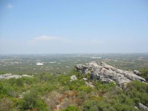 Cerro da Cabeca - Weitblick