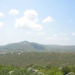 Cerro de Cabeca - Ausblick