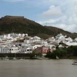 Rio Guadiana - spanische Grenze
