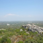 Ausblick vom Cerro da Cabeca